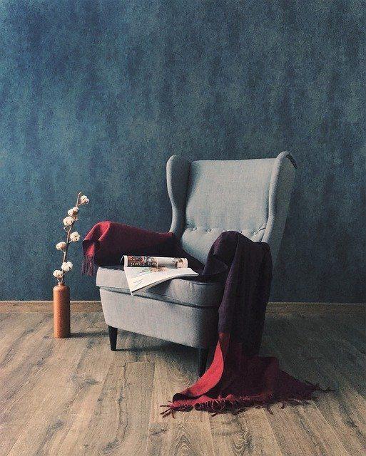 meble tapicerowane - fotel